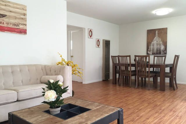 Two Bedroom Apartment Lumineux Los Angeles County Abritel