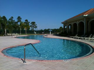 Poinciana townhome photo - Main Pool