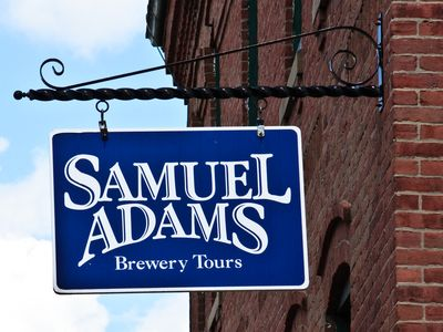 Free Sam Adams tour and tasting  within walking distance to the condo