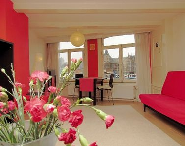 Amsterdam Old Centre apartment rental