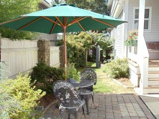 Middletown house photo - Private patio