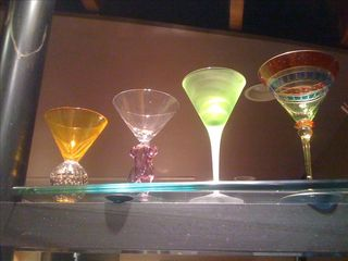 Seattle house photo - We enjoy collecting martini and wine glasses. A perfect place to enjoy.