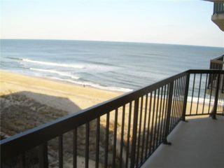 Vacation Homes in Ocean City condo photo - Ocean View from balcony