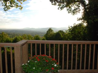 Asheville house photo - Spring sunrise in Heaven