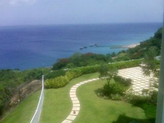 Aguadilla condo photo - Observation deck as viewed from our balcony