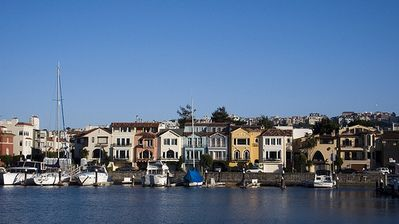 San Francisco house rental - Steps from the Marina where the America's Cup will be based!