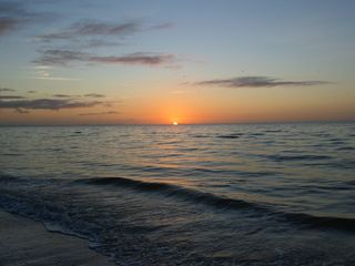 Sanibel Island house photo - Sunrise on Sanibel within walking distance of our house