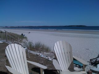Old Orchard Beach apartment photo - Beautiful Grand Beach!!!