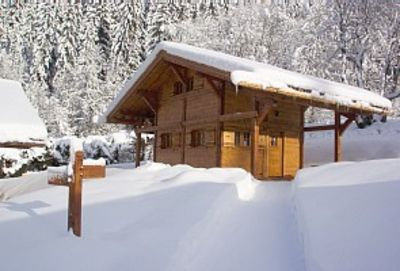 Luxury  2 bedroom chalet in beautiful Les Contamines-Montjoie