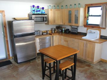 Kitchenette with Asian Table