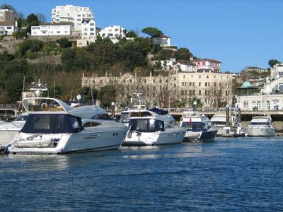Torquay apartment rental - Harbourside just a few steps from Trinity Mews