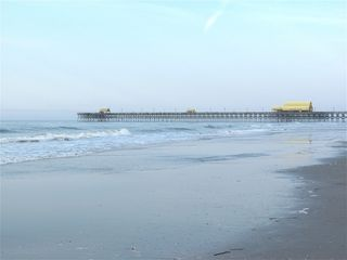 Kingston Plantation condo photo - Apache Pier, the longest wooden pier on the east coast.