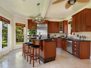 Princeville house photo - Kitchen, equipped with top of the line appliances