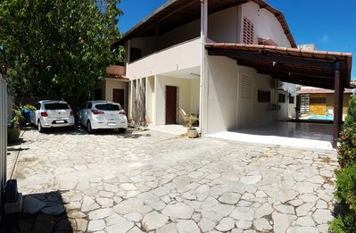 HOUSE WITH GREAT SPACE FOR ACCOMMODATION