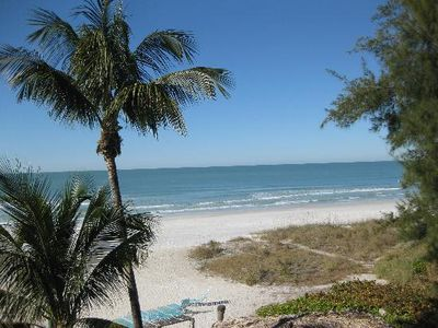 Most desirable location, Beach a stones throw away on 1 side Bay/dock on other!