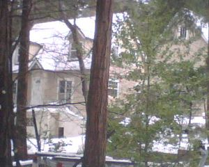 Lake Arrowhead house photo - View with snow