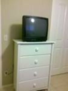 Second Bedroom TV