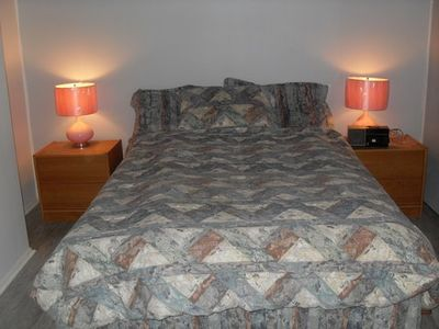 Montauk villa rental - Bed room