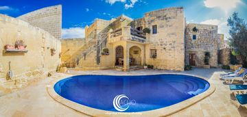 Villa in Gozo with private pool_Bebbuxija