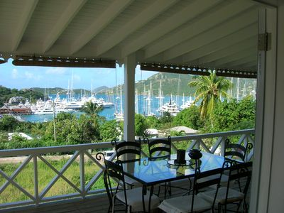 image for Stunning Caribbean Style Villa With Fantastic Ocean Views In English Harbour