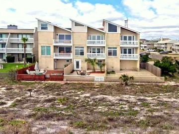 Jacksonville Beach townhome rental - Private Town home Compound