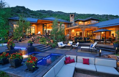 Incredible 7 Bedroom Luxury Estate located between Aspen & Snowmass