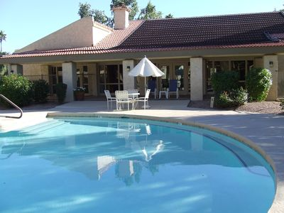 Scottsdale condo rental - Pool and Club House
