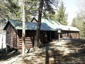 Rockabema Lake cabin rental - Wash House and Lodge