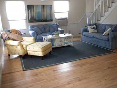 Ocean Beach house rental - Living Room