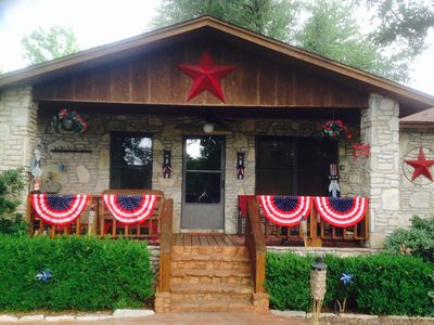 Welcome to the Family Friendly LBJ Texas Star Lakehouse!  Come enjoy & relax!