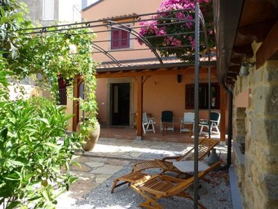 Casa Scirocco Naso-delightful house with garden