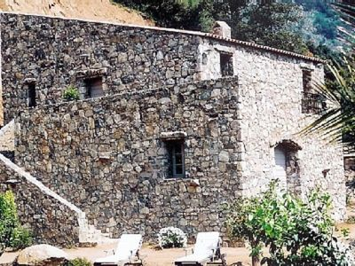 LUXURY 270M² HOUSE OF CHARACTER IN OLD STONES WITH HEATED POOL, NEAR CALVI