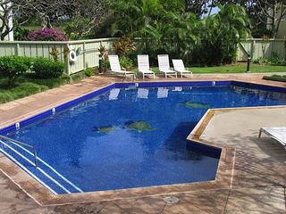 Kahuku - Turtle Bay condo photo - Heated swimming pool
