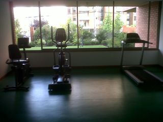 Santiago apartment photo - Fitness 1st room.