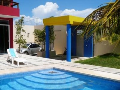 Isla Mujeres house rental - secure, private, beautiful