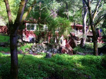 Sunol cabin rental - The Treehouse
