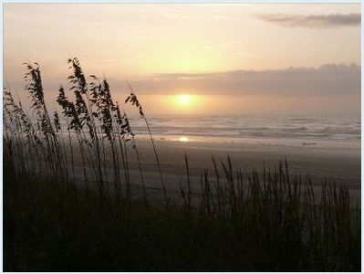 Seabrook Island villa rental - Have a relaxing evening watching the sunset from the beach