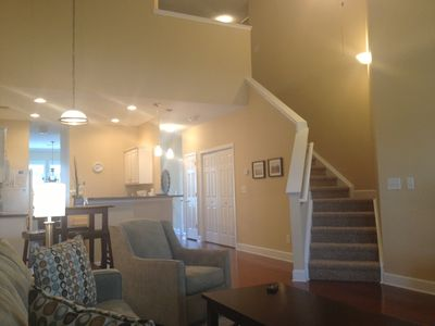 Windy Hill townhome rental - Open and spacious