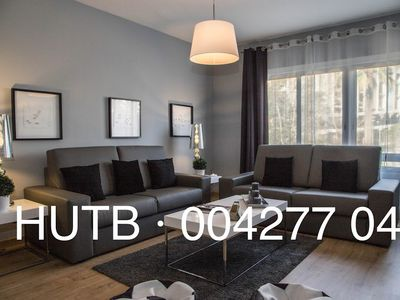 Apartment in Barcelona with Internet, Air conditioning, Washing machine (281773)