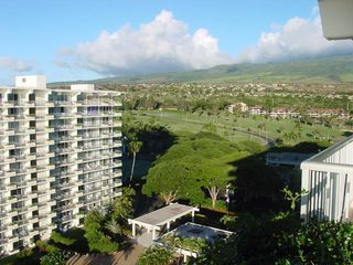 Lahaina condo photo - View from Lanai toward mountains