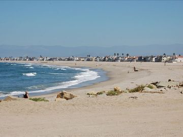 Oxnard house rental - The Beach at Silverstrand