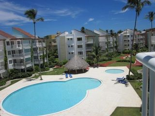 Punta Cana condo photo - View from 1 of 2 large balconies