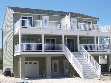 Beach Haven townhome rental - Sbay