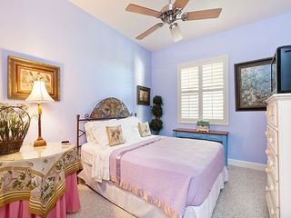 Ormond Beach condo photo - Serene colors will lull you to sleep in our guest room
