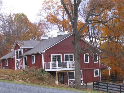 Serenity and Adventure on Historic Blue Ridge Farm