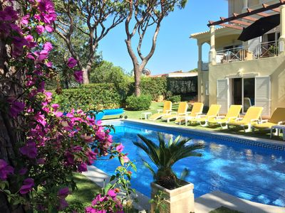 FABULOUS VILLA CLOSE TO BEACH AND GOLF.. PRIVATE POOL! POOL HEATING AVAILABLE