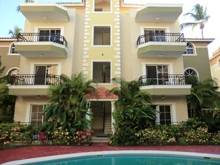 Bavaro condo photo - Front of building