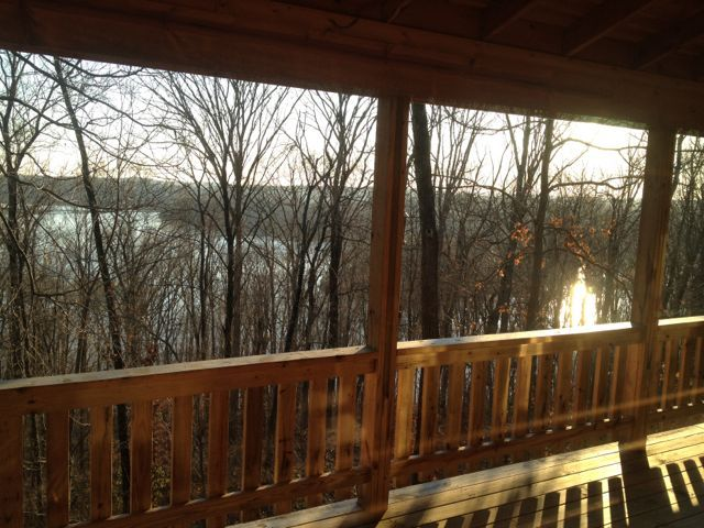 Secluded Cabin High Above Patoka Lake, 15 Minutes to French Lick