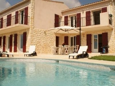 Gattieres house rental - Swimming pool