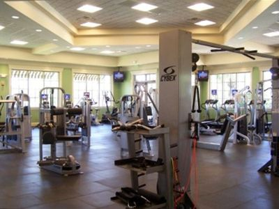 Players Club and Spa Fitness Center